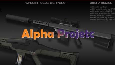 AP 阿尔法模组