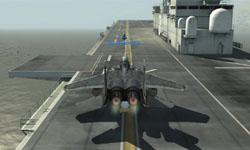 =WXR=战队舰载机F15编队飞行演习