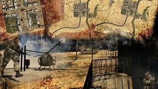 废弃的村庄地图